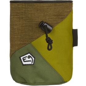 E9 Zucca Chalk & Boulder Bags brown/olive